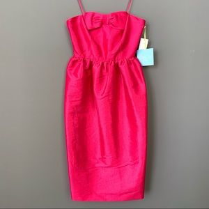 🆕 NWT CeCe by Cynthia Steffe Pink Strapless Dress